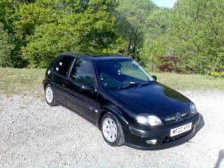 Citroen Saxo vtr 1.6 limed edition